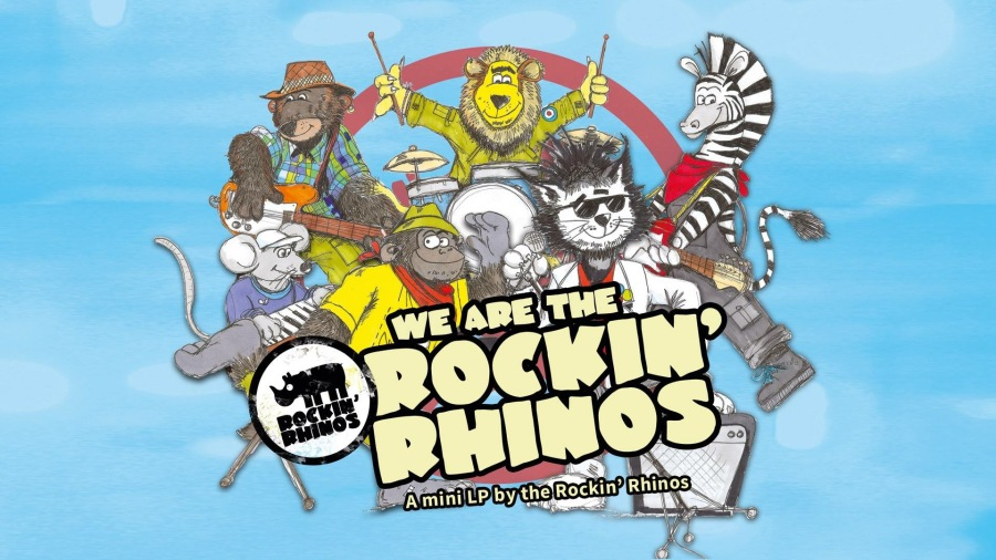 Spotlight on: John Cooper Cat from The Rockin' Rhinos!