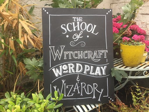 OKS Spotlight on: Francesca from School of Wordplay and Wizardry